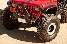 TOYO® - M-55 Tires on Jeep Wrangler Rubicon
