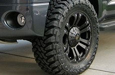 TOYO® - Open Country M/T Tires on Toyota Tundra