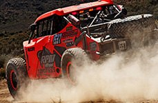 TOYO® - Open Country M/T Tires on Trophy Truck