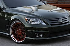 TOYO® - Proxes 4 Tires on Lexus LS