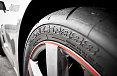 TOYO® - Proxes R888 Tires on Car