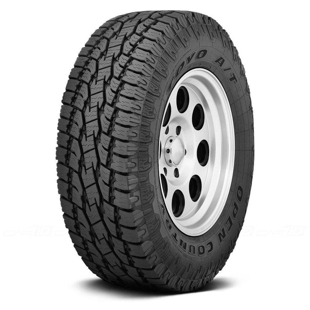 Open Country Tires >> Details About Toyo Tire 305 50r20 Open Country A T 2 All Season All Terrain Off Road Mud