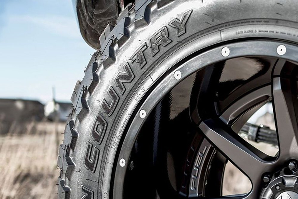 Open Country Tires >> Toyo 360380 Open Country M T 38x13 50r18 Q