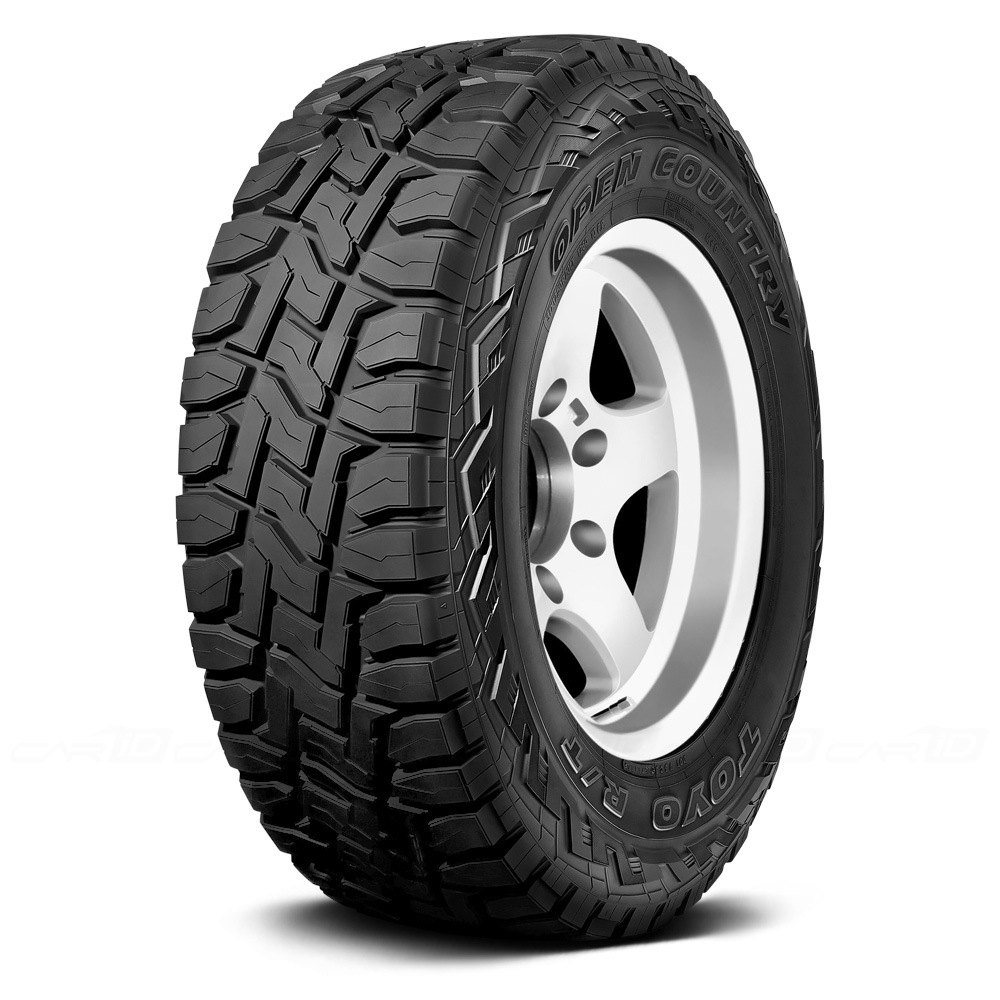 Rt 22 Toyota >> TOYO® 350160 - OPEN COUNTRY R/T LT285/70R17 Q