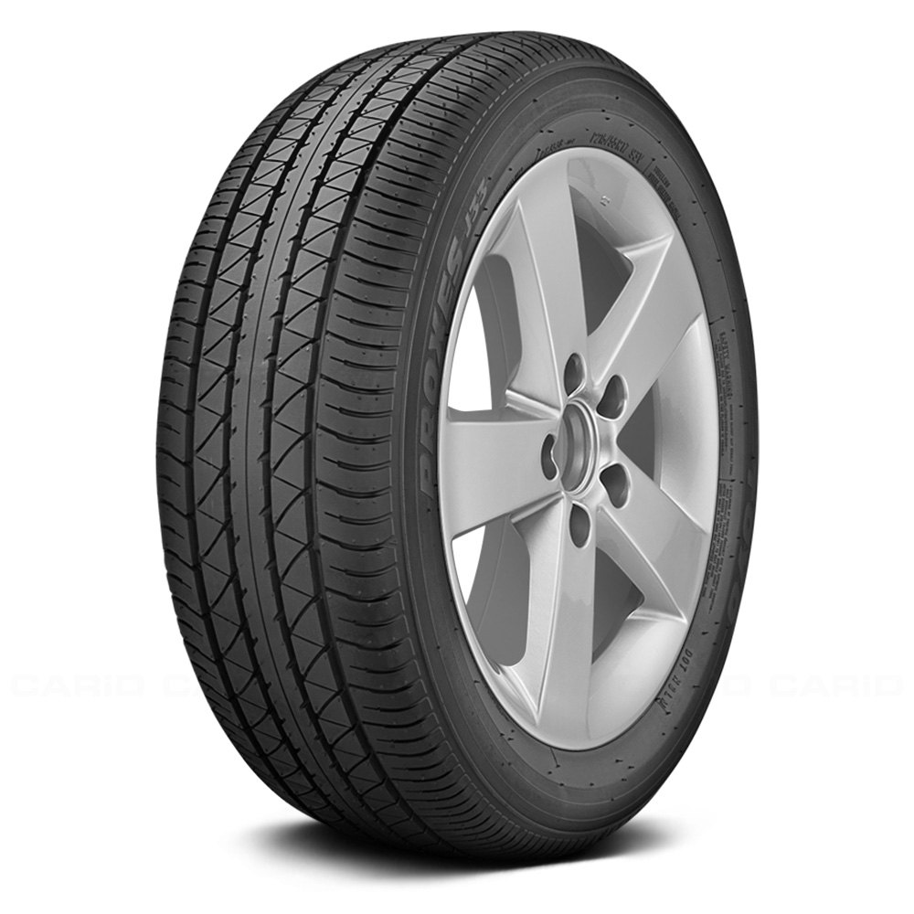 Toyo Tires Motorcycle >> TOYO® 238130 - PROXES J33 P215/55R17 V