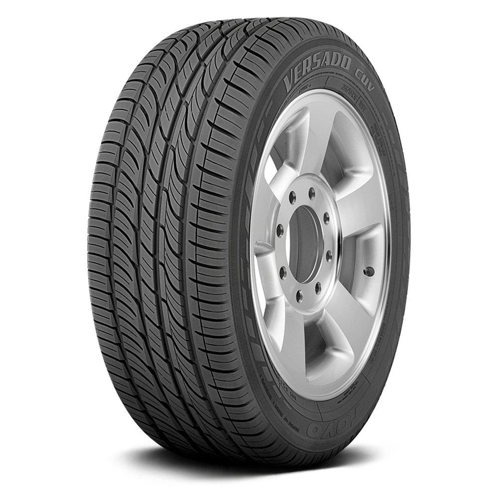 Toyo Celsius Cuv >> TOYO Tire 265/60R 18 110V VERSADO CUV All Season / Truck / SUV | eBay