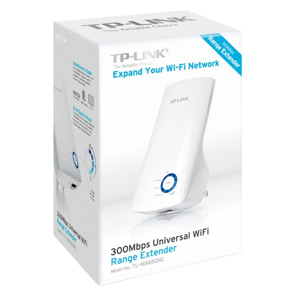 tp link 174 tlwa850re 300mbps universal wireless n range extender tl wa850re