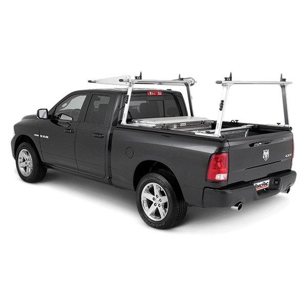 tracrac nissan frontier 2016 truck rack system. Black Bedroom Furniture Sets. Home Design Ideas