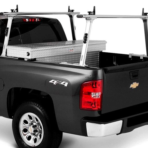 tracrac nissan frontier 1998 1999 truck rack system. Black Bedroom Furniture Sets. Home Design Ideas