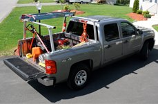 TracRac® - TracONE™ Universal Fix Truck Rack System
