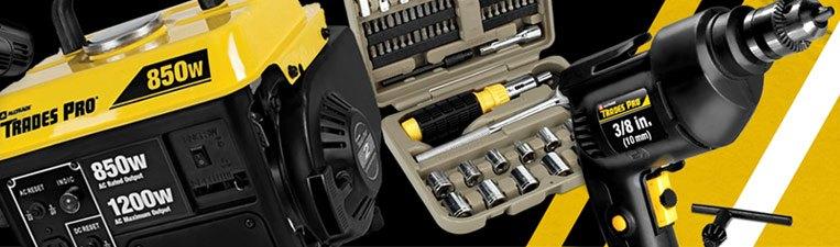 Trades Pro Hand Tools