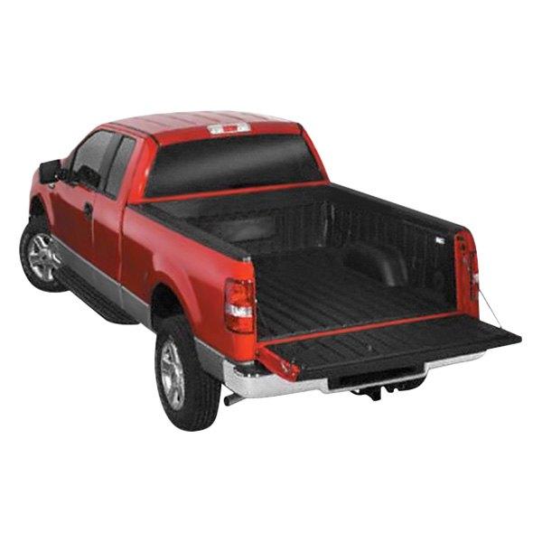 Dodge Ram Bed Mat: Dodge Ram 2004-2005 Black Over Rail Bed Liner