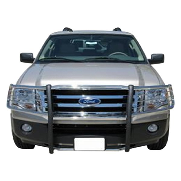 Ford Grill Guard For 85 : Trailfx ford f standard grille guard