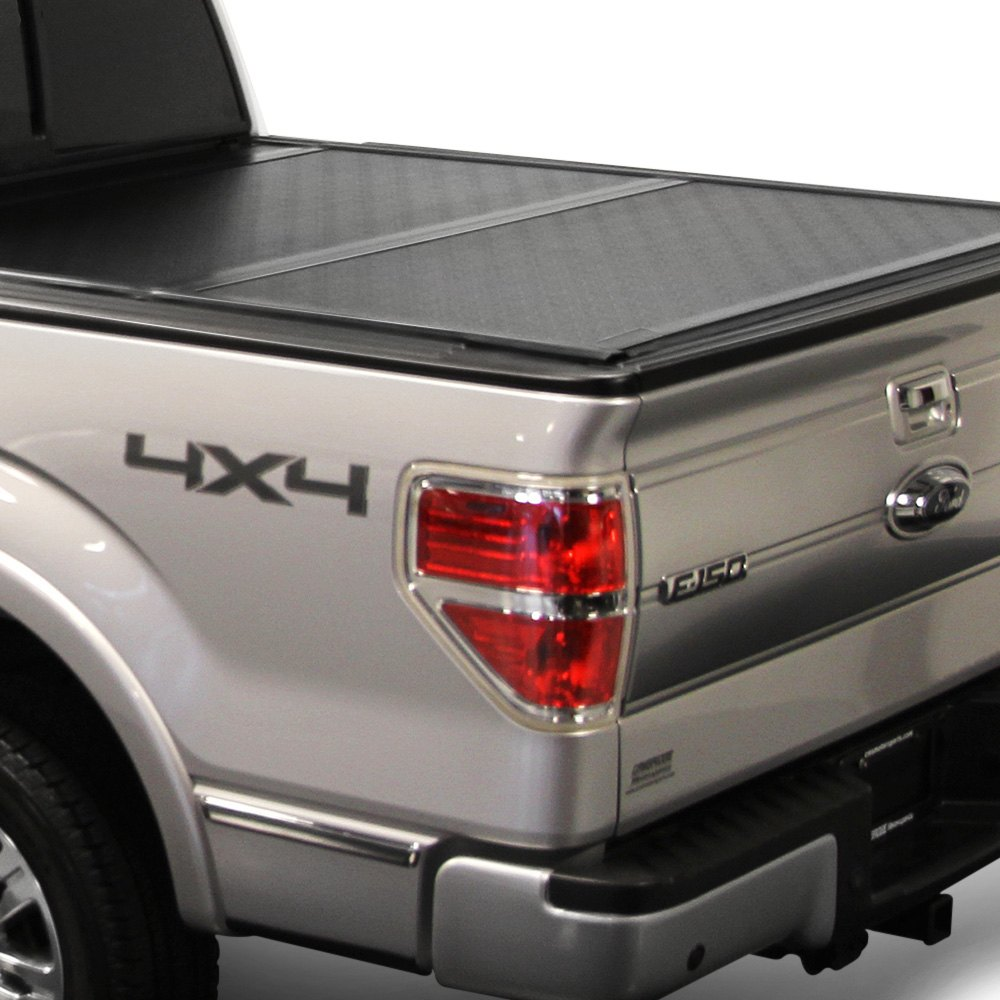 TrailFX® - Hard Bi-Fold Tonneau Cover