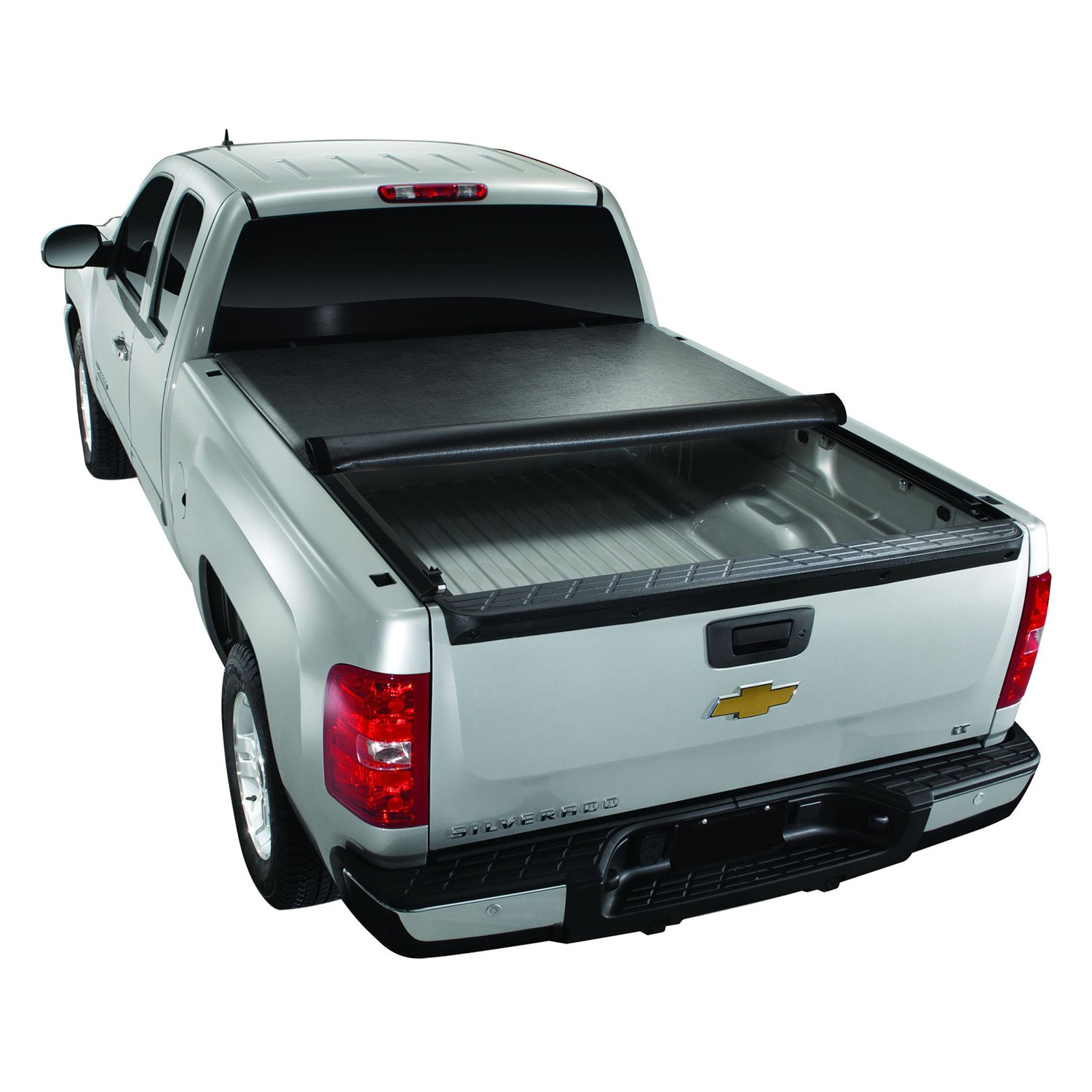 Dodge Bed Covers: Dodge Ram 2006 Soft Roll-Up Tonneau Cover