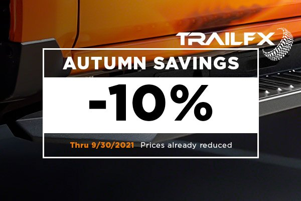 TrailFX Promo
