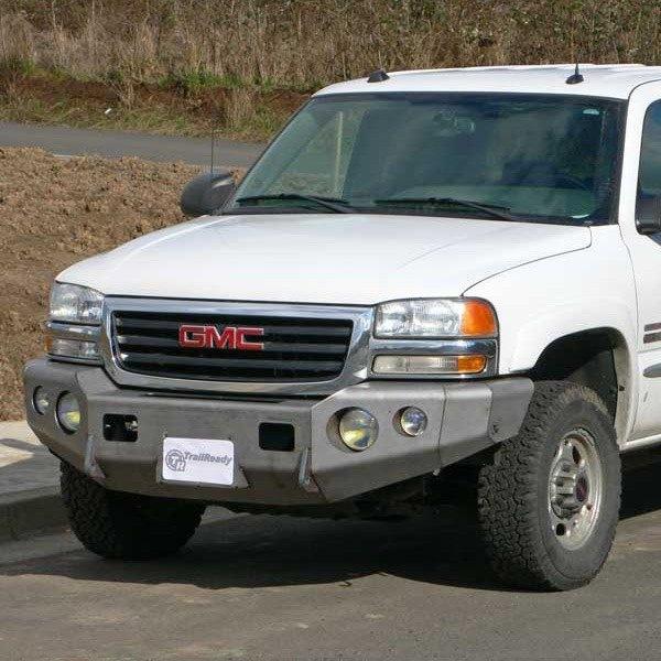 Chevy Silverado 2000 Full Width Black Front