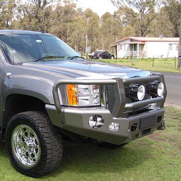 TrailReady® - Chevy Silverado 2008 Full Width Black Front ...