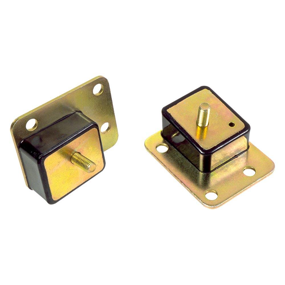 Trans dapt engine swap motor mounts w polyurethane pads ebay for Polyurethane motor mounts vs rubber