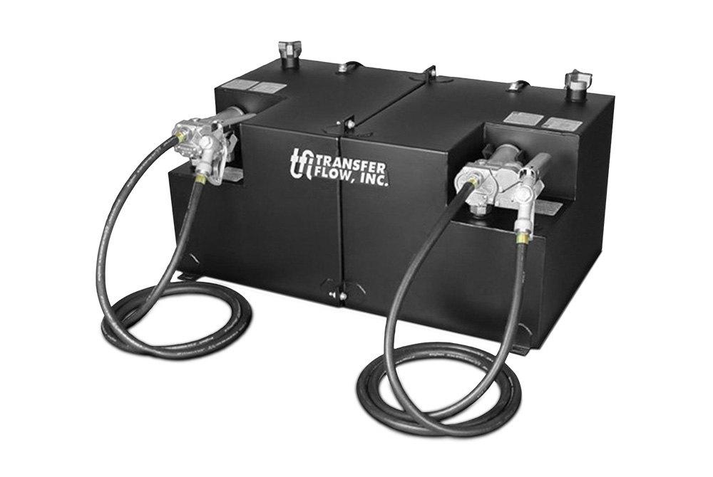 truck gas tank � transfer flow� - split tank