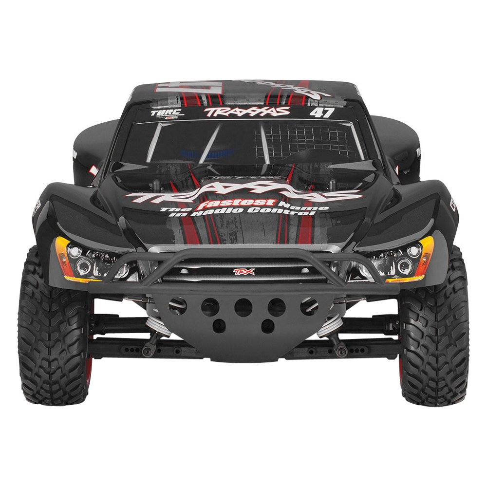 Traxxas Black Electric Slash Scale Brushless
