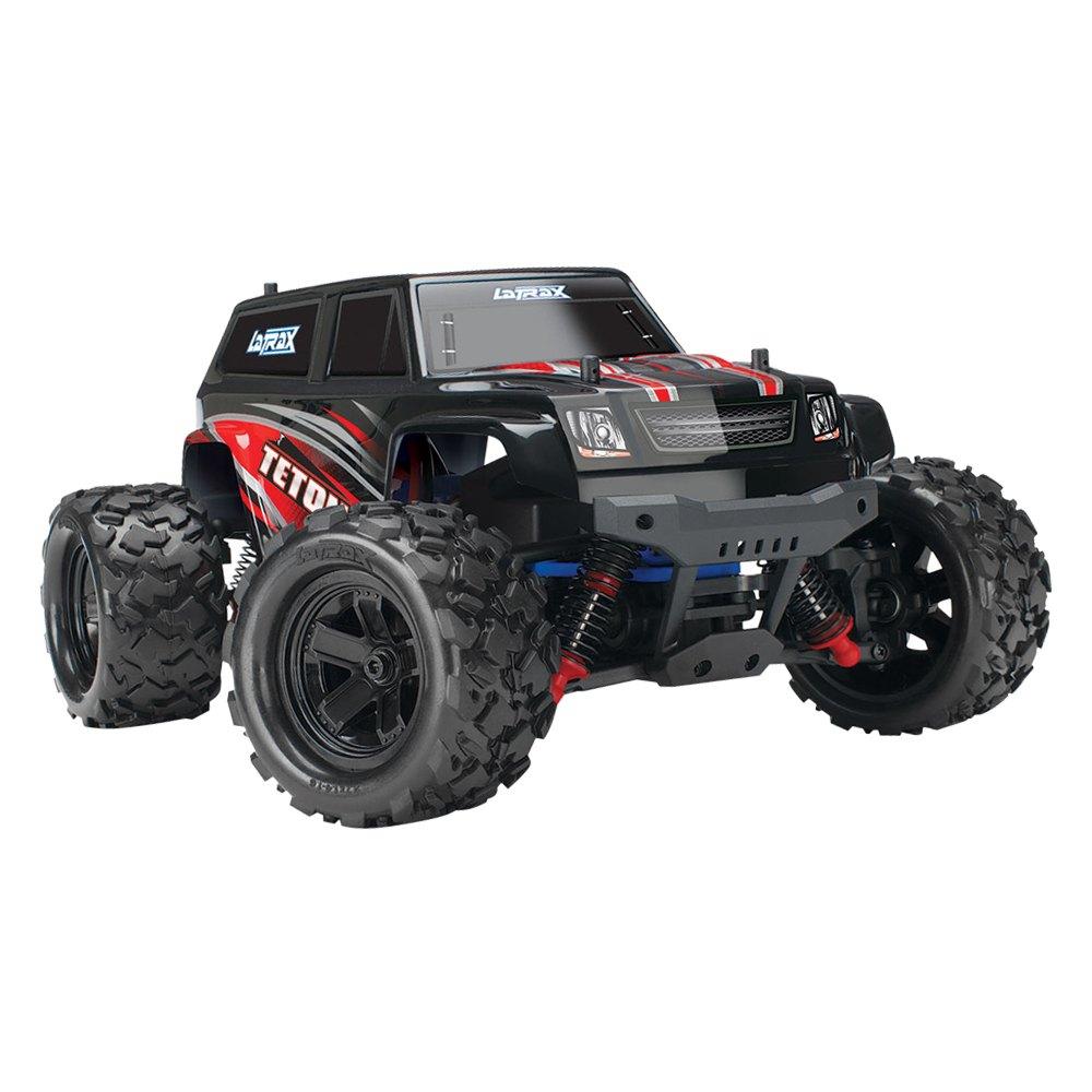 Traxxas 76054 1 Teton 1 18 Scale 4wd Monster Truck Ebay