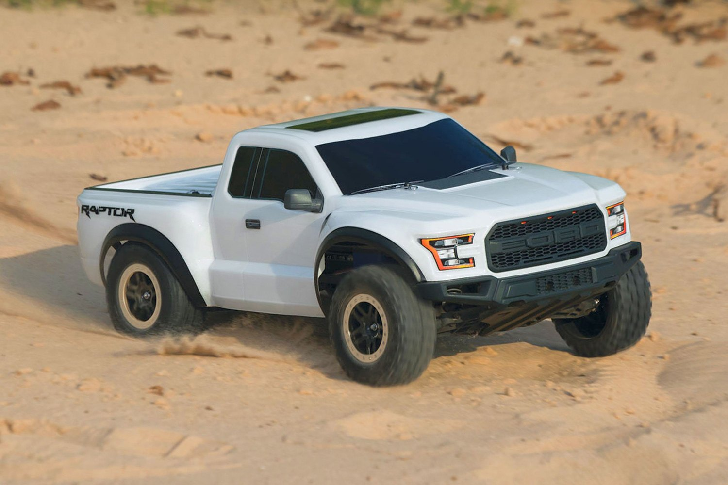 traxxas 2017 ford raptor replica model electric truck. Black Bedroom Furniture Sets. Home Design Ideas