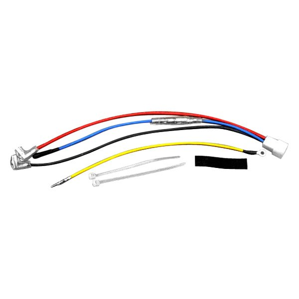 traxxas 174 4579 connector wiring harness with cable tie