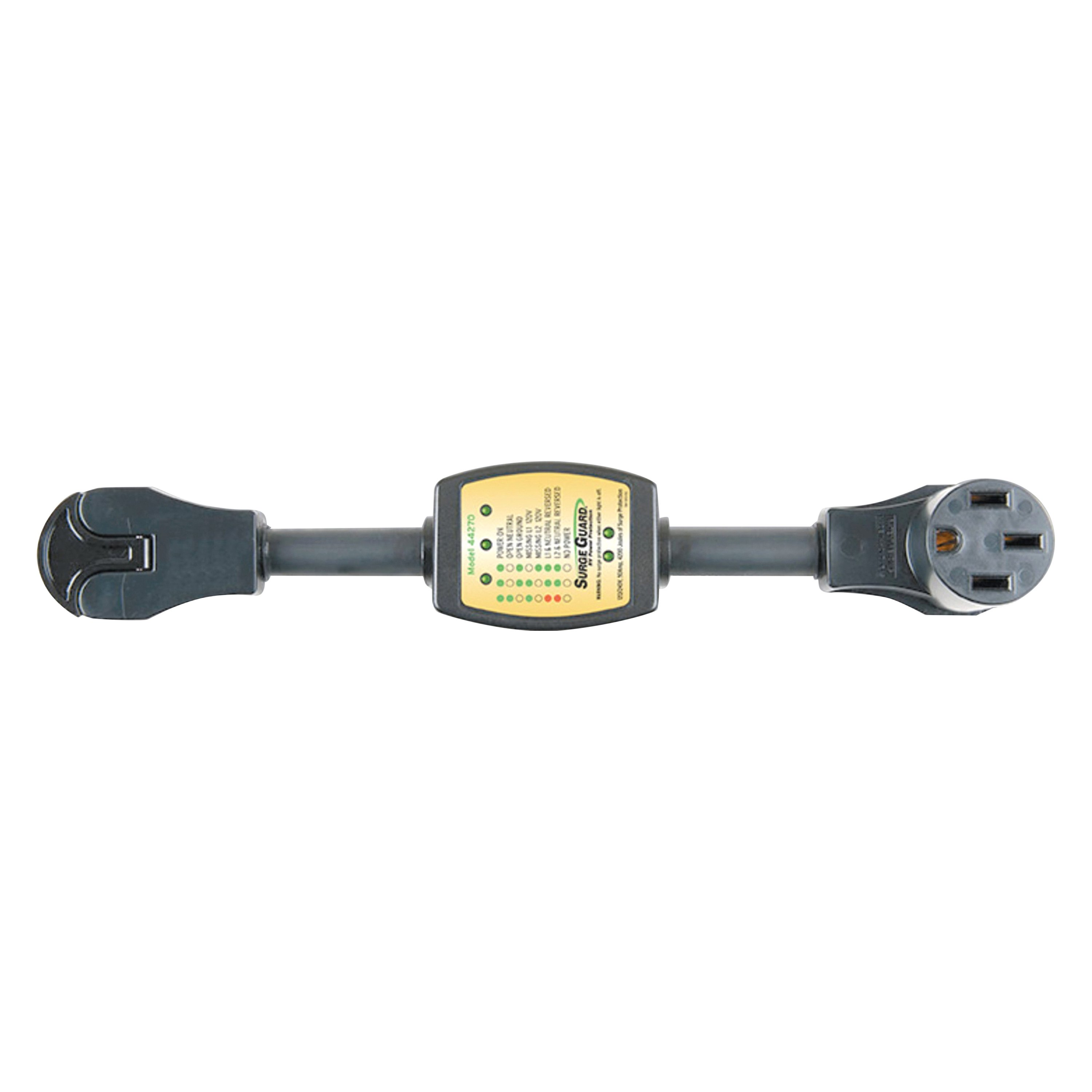 Trc 174 44270 50 Amp Entry Level Portable Surge Protector