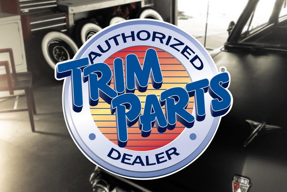 Trim Parts 5251A 1956-1962 Door Handle Push Button Kit