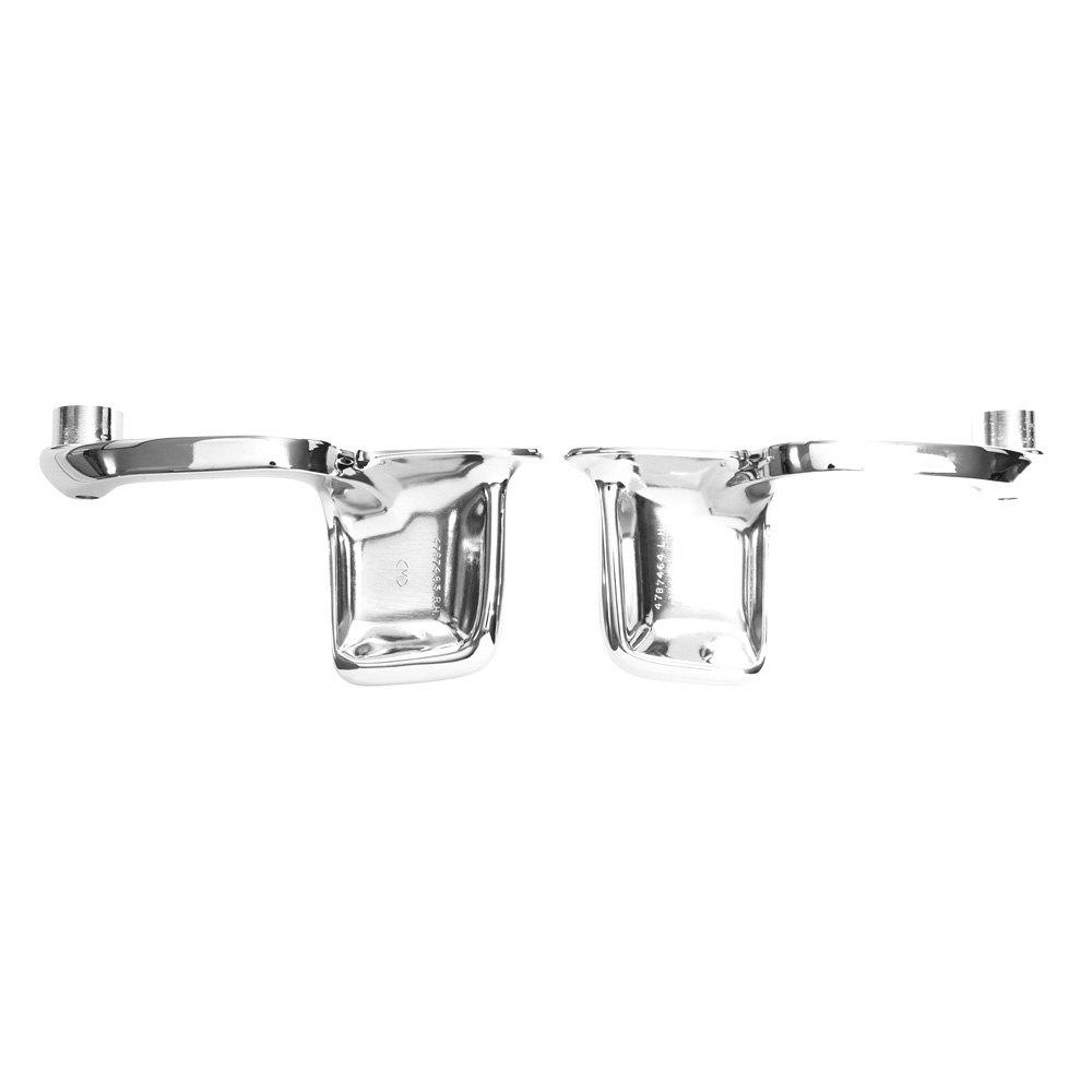 Trim parts 2073 interior door handles for Door handle parts