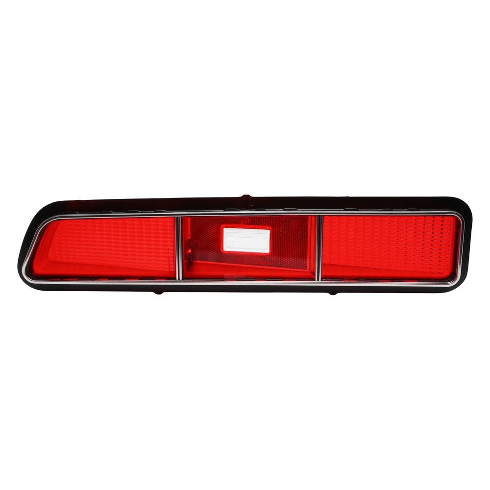 Trim Parts 174 Chevy Camaro 1969 Replacement Tail Light Lens