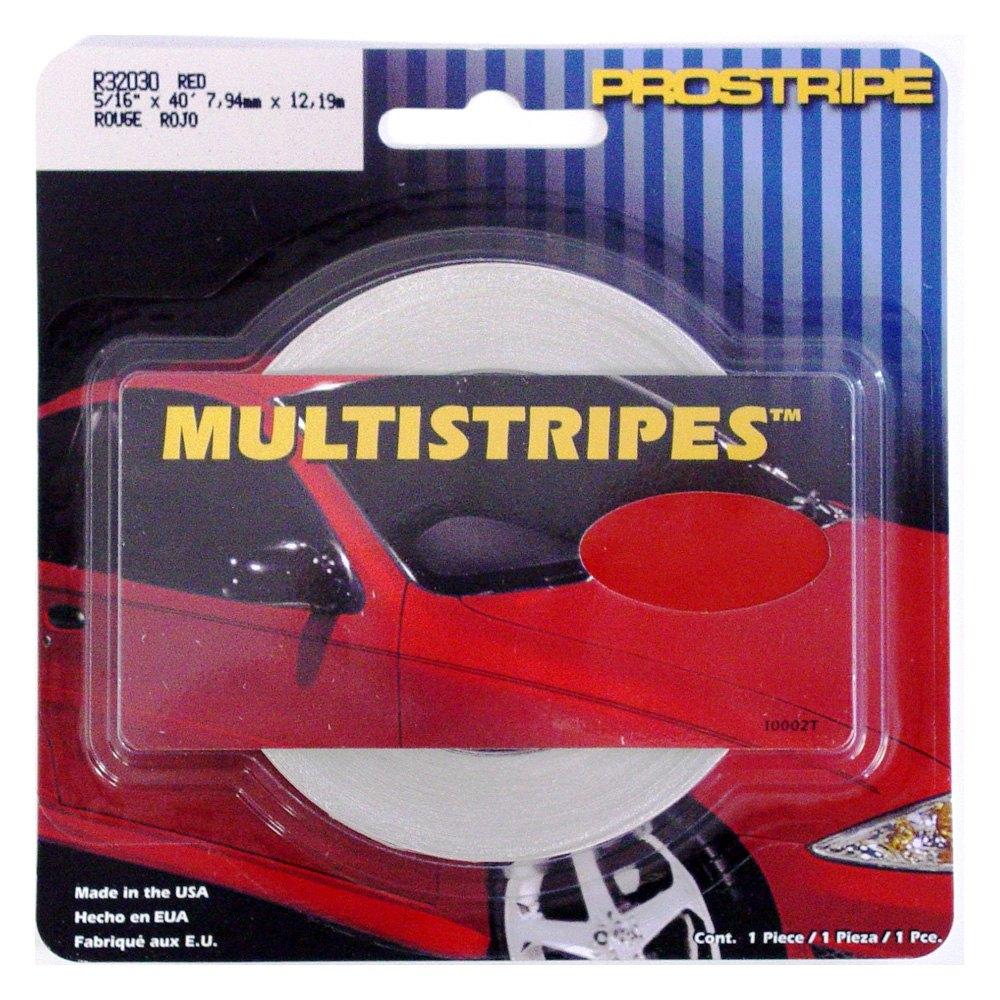 """Trimbrite® R32030 - 5/16"""" x 40' Tomato Red Double ..."""