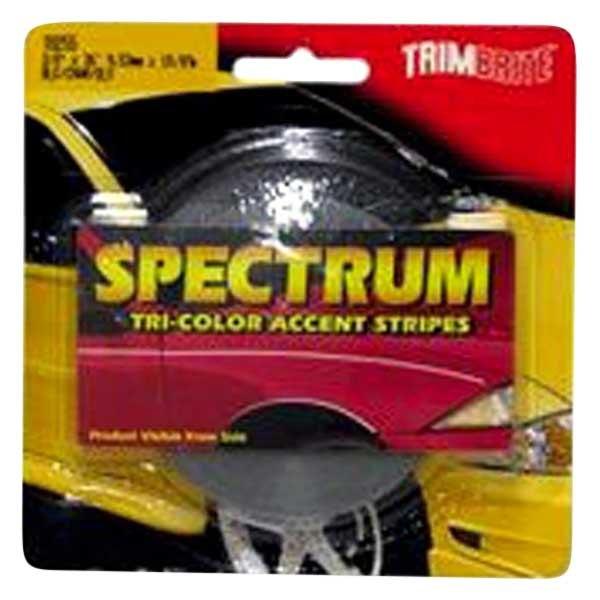 Trimbrite® - Tri Color Stripe Spectrum Pinstripe Tape
