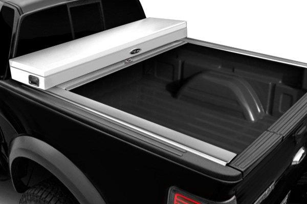 4ed7576a2fd Truck Covers USA® - American Work Tool Box Retractable Tonneau Cover