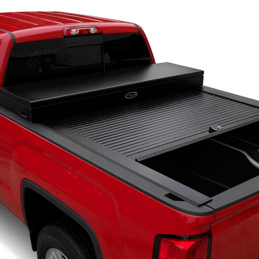 Truck Covers Usa Ram 2500 2012 American X Box Work Tool Box Hard Retractable Manual Tonneau Cover