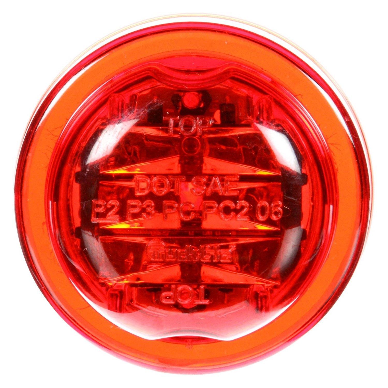 Truck Lite 174 10275r 10 Series Round Marker Clearance