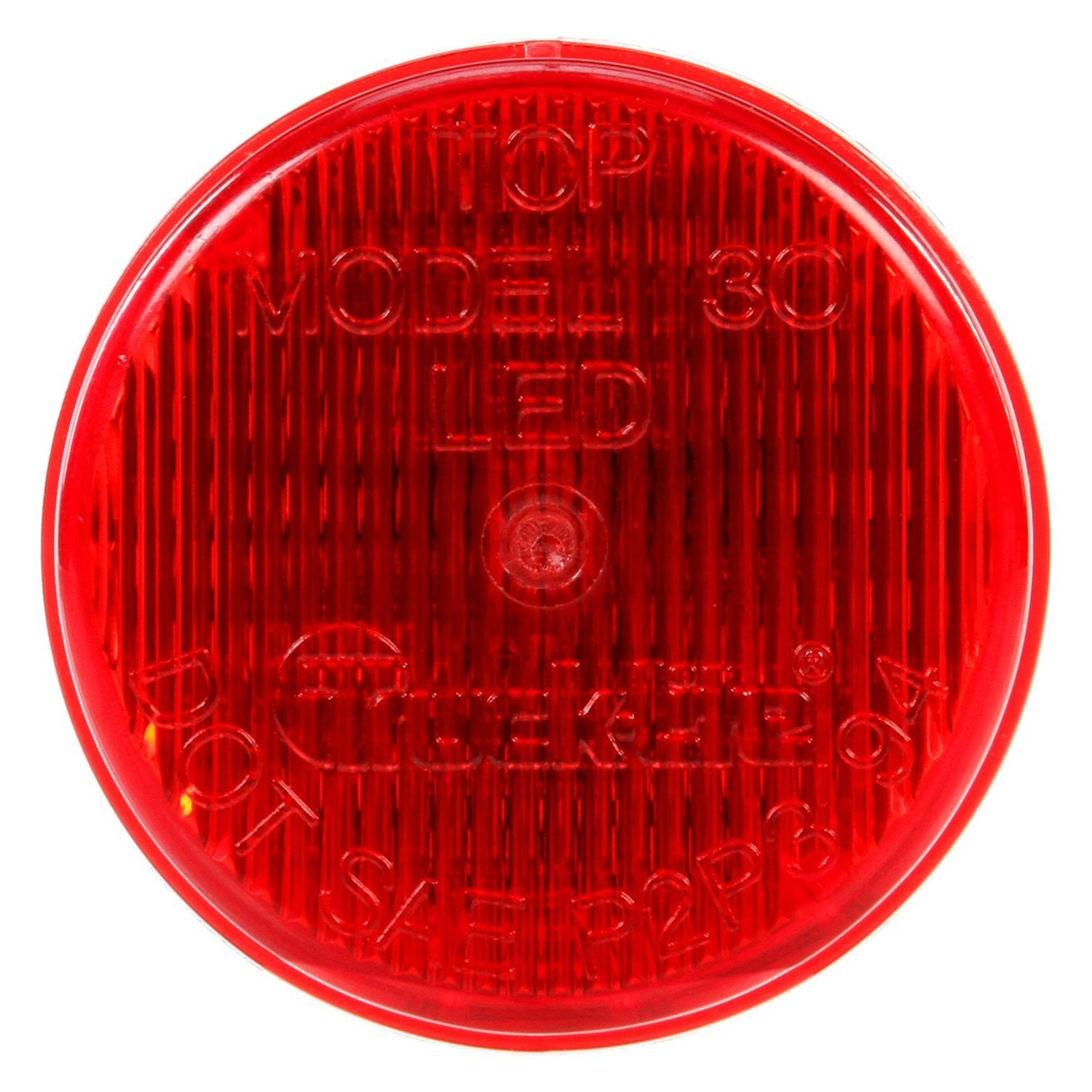 Truck Lite 174 30055r 30 Series Round Marker Clearance