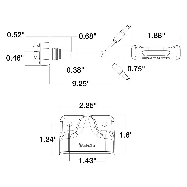 truck lite led wiring diagram