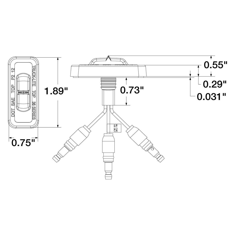 truck lite plow lights wiring diagram truck image truck lite 900 wiring diagram truck auto wiring diagram schematic on truck lite plow lights wiring