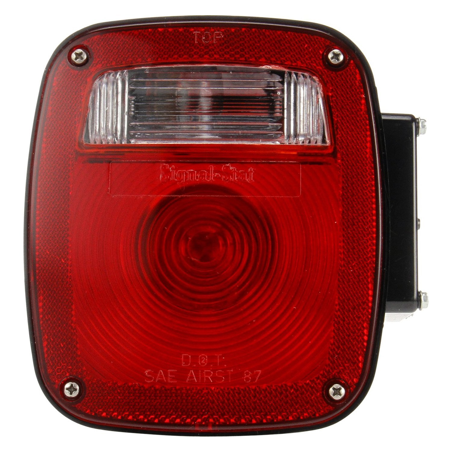 Truck-Lite® - Red/Clear Signal-Stat Left Hand Combo Box Light