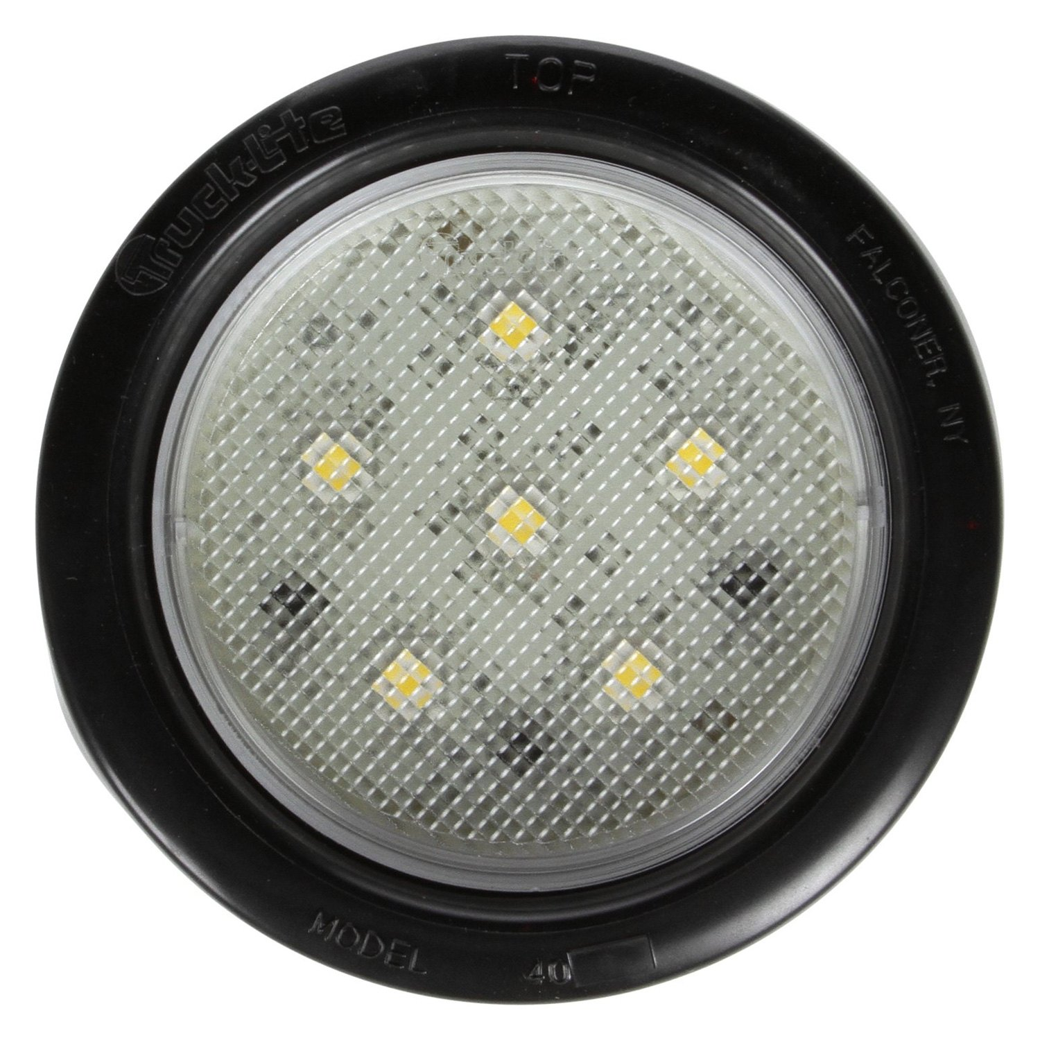 truck lite 44 series led dome light. Black Bedroom Furniture Sets. Home Design Ideas
