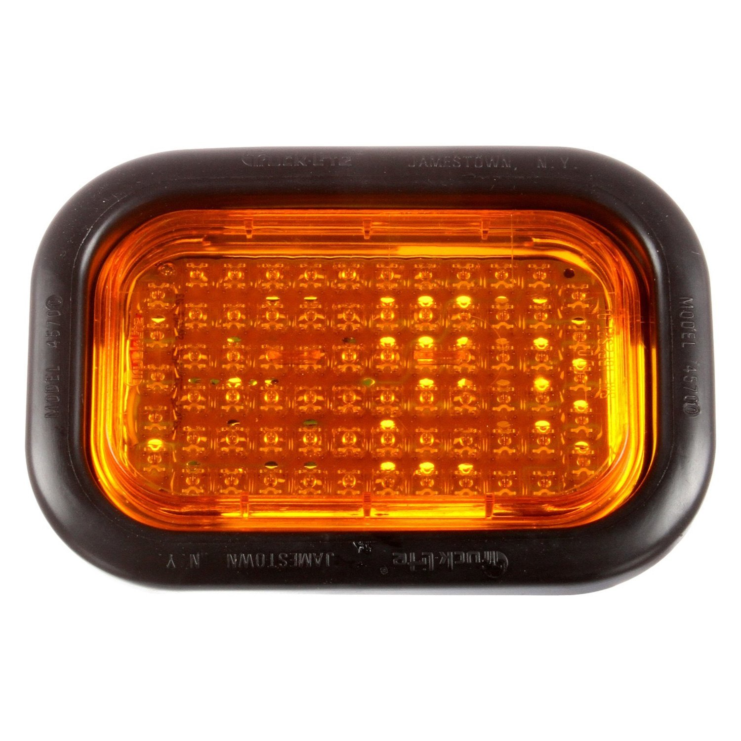 truck lite 45 series led turn signal light. Black Bedroom Furniture Sets. Home Design Ideas