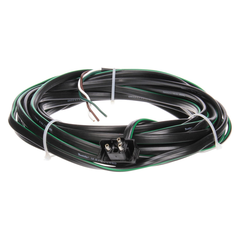 truck lite 50266 50 series 451 5 passenger side 1 plug turn tail rh carid com truck light wiring harness