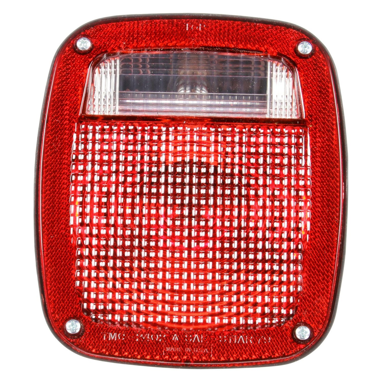 Truck-Lite® - Red/Clear Signal-Stat Position Combo Box Light