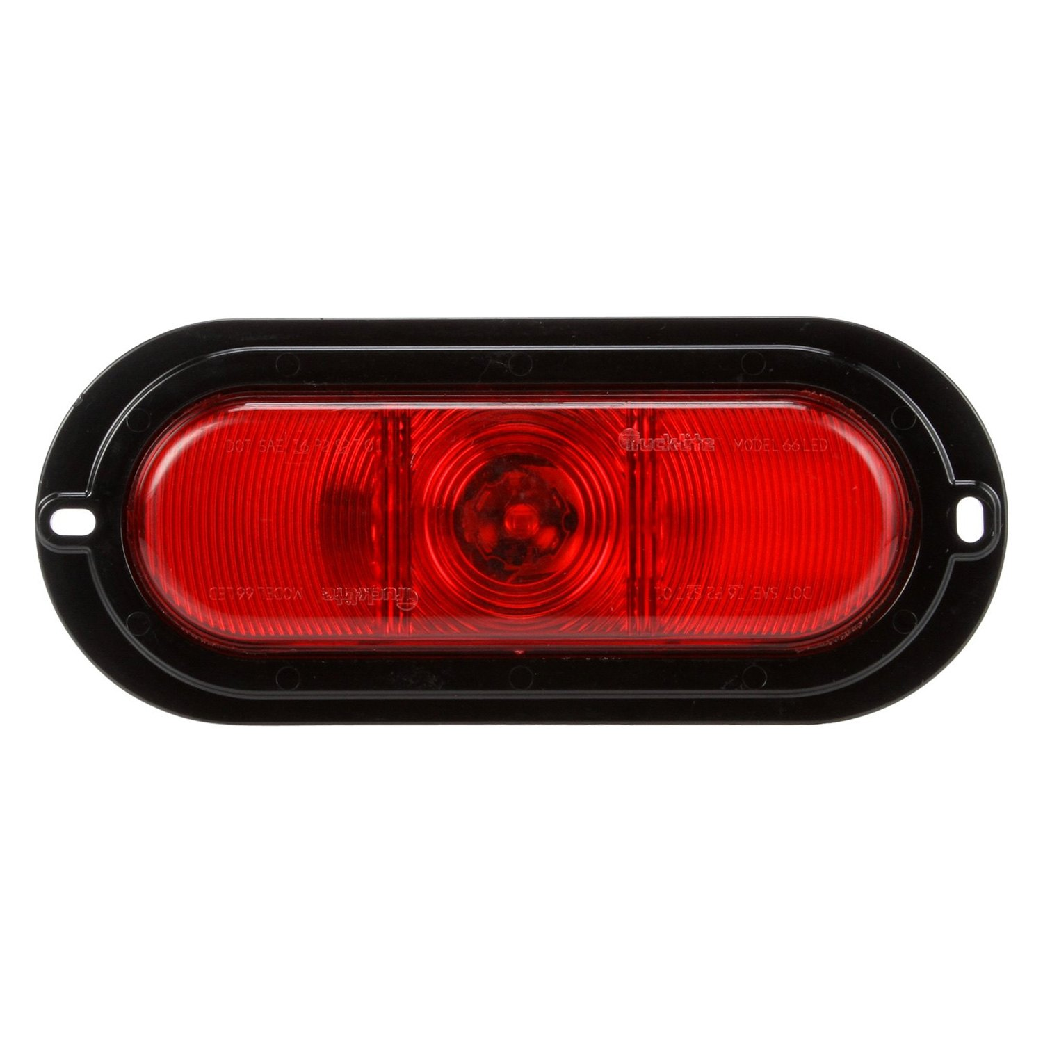 truck lite super 66 led stop turn tail light. Black Bedroom Furniture Sets. Home Design Ideas