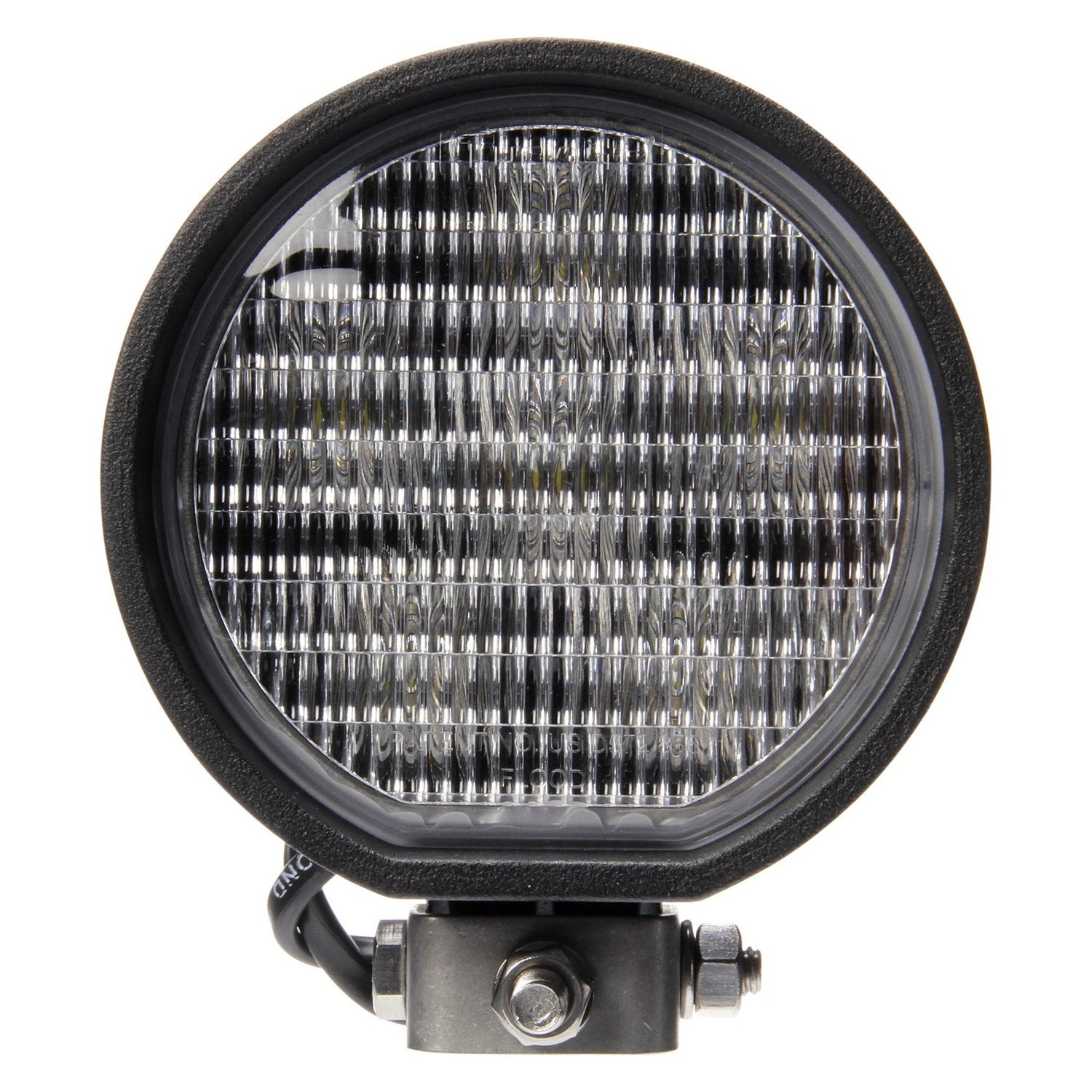 truck lite 81380 81 series 4 round 6 led flood light. Black Bedroom Furniture Sets. Home Design Ideas