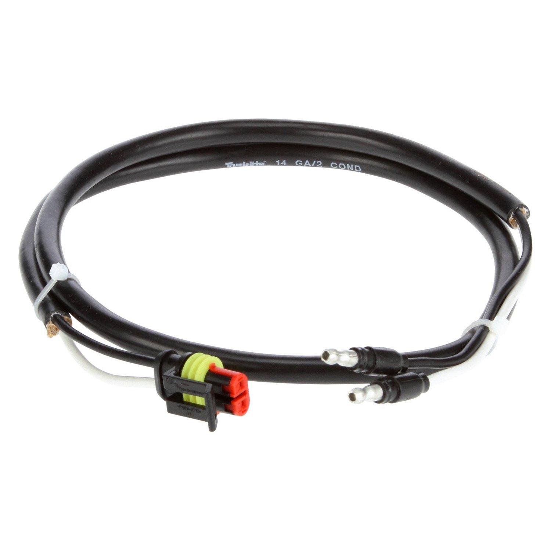 Truck Lite reg 88357 88 Series 36 quot 2 Plug License Wiring