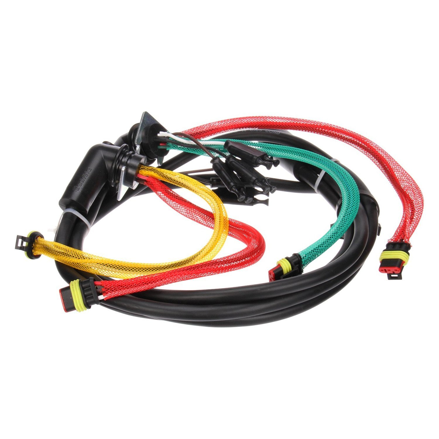 truck lite reg 88 series 55 quot rear license and turn signal truck lite wiring harness #5