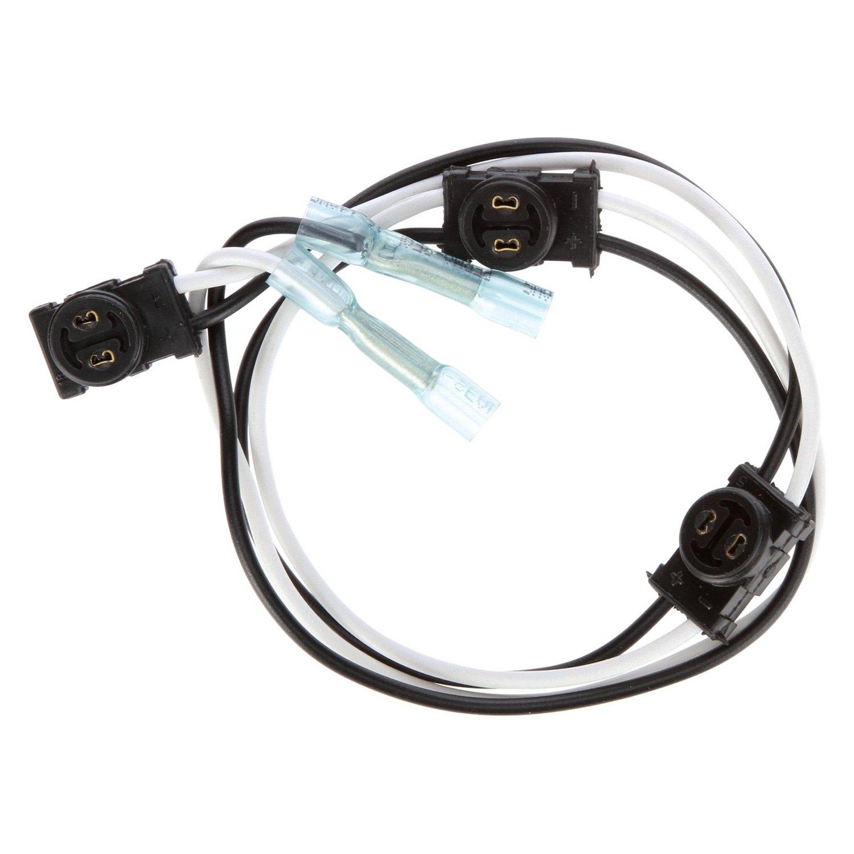 Truck Lite reg 96993 23 quot 4 Plug Identification Wiring Harness